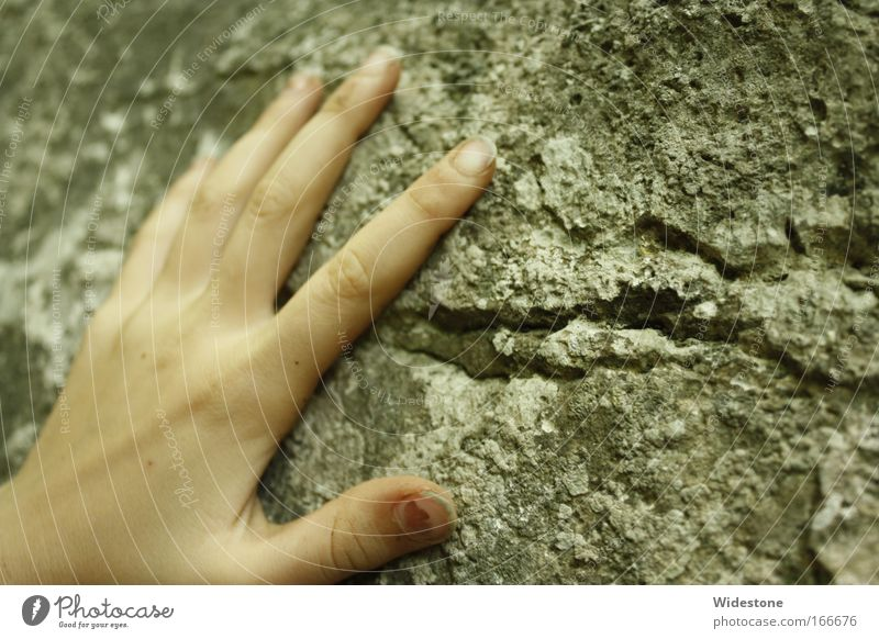 Bouldersenses Mensch Natur Hand Sommer Spielen Gefühle Stein Stimmung Felsen Kindheit Finger Urelemente Neugier berühren Klettern Mitgefühl