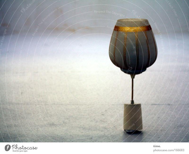 Eichstädter Gold blau ruhig Lampe dunkel Stein glänzend Glas gold Energiewirtschaft Kabel stehen Dekoration & Verzierung außergewöhnlich Gelassenheit Tapete