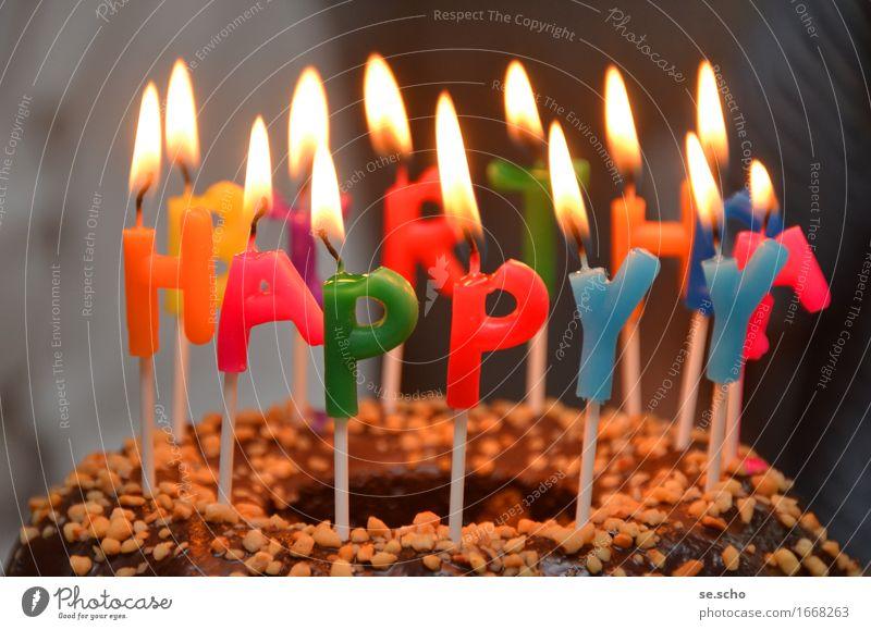 feste feiern Kerze Gefühle Stimmung Freude Glück Fröhlichkeit Zufriedenheit Lebensfreude Begeisterung Euphorie Optimismus Erfolg Liebe Kindheit Geburtstag