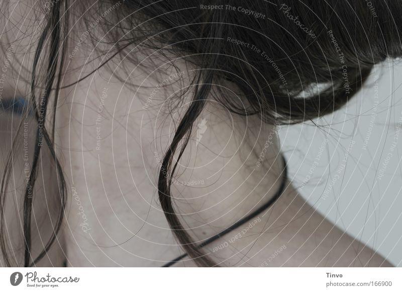 passion dance Tanzen feminin Junge Frau Jugendliche Erwachsene Haut Haare & Frisuren 1 Mensch schwarzhaarig brünett langhaarig ästhetisch natürlich weich