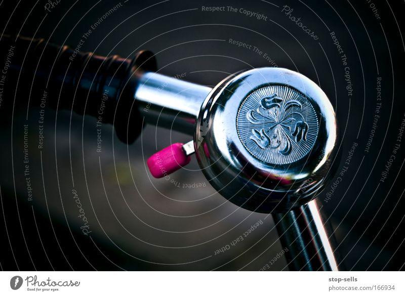 Pink your bike Farbe Bewegung Stil Metall Fahrrad rosa Freizeit & Hobby glänzend elegant Design Dekoration & Verzierung Lifestyle Kitsch skurril Lebensfreude trashig