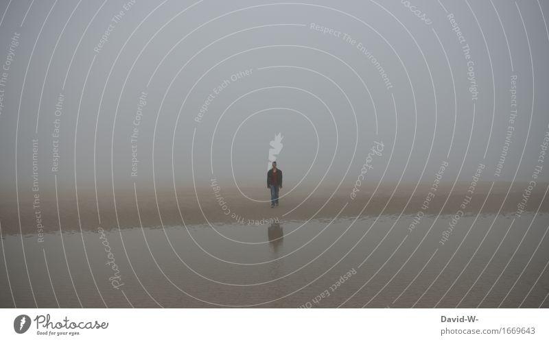 .......... .......... Mensch Natur Jugendliche Mann Wasser Landschaft Junger Mann Wolken Ferne dunkel Erwachsene Umwelt Leben Herbst Küste Kunst