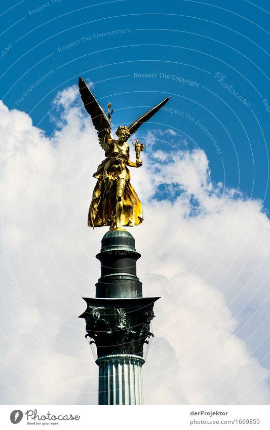 Die Goldelse aus München Ferien & Urlaub & Reisen Tourismus Ausflug Abenteuer Freiheit Sightseeing Städtereise Sommer Sommerurlaub Stadtzentrum Sehenswürdigkeit