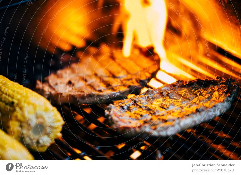 Grillbill Lebensmittel Freizeit & Hobby Kräuter & Gewürze Gemüse Fleisch Mittagessen Festessen Slowfood
