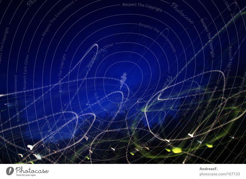 Verwackelt! blau leuchten Geschwindigkeit Lebensfreude Veranstaltung Rauschmittel Irritation chaotisch Euphorie Alkoholisiert Orientierung Nachtleben