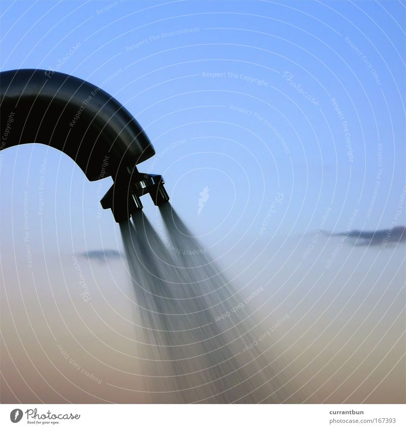 Dus de Cer Wasser Himmel blau Sommer ruhig Einsamkeit gelb Erholung Bewegung See Zufriedenheit Stimmung Kunst nass gold frei