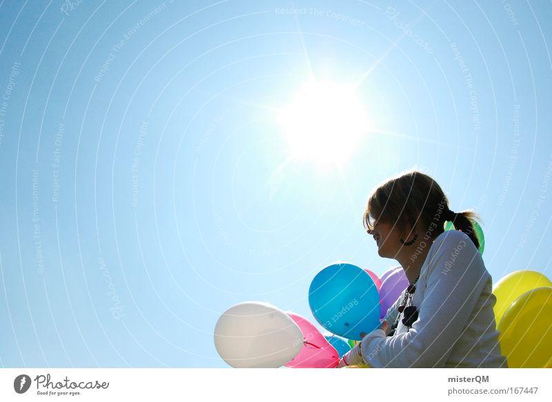 Good Morning Sunshine. schön Ferien & Urlaub & Reisen Glück Erde träumen Stimmung Kunst Zeit Zufriedenheit Kraft Ordnung Design modern Erfolg Zukunft planen