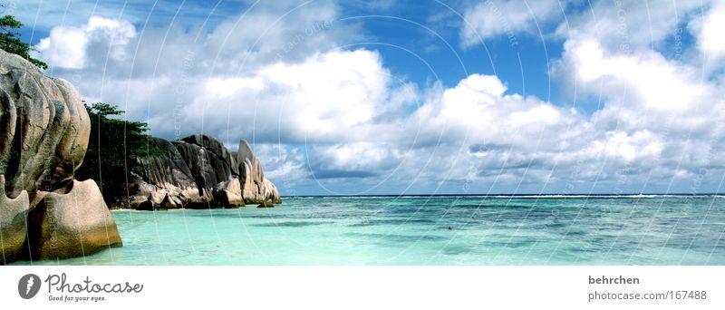 gemalt Farbfoto Außenaufnahme Sonnenlicht Sonnenstrahlen Ferien & Urlaub & Reisen Sommerurlaub Sonnenbad Strand Meer Insel Wellen Flitterwochen Landschaft