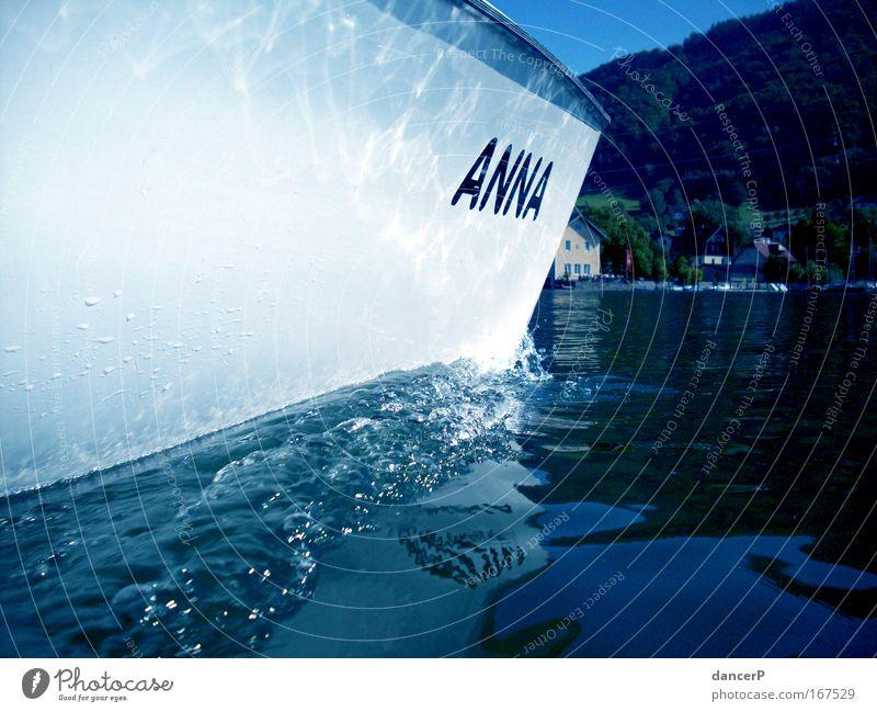 Boten Anna Natur Wasser Sonne Sommer Erholung Landschaft Berge u. Gebirge Küste See Wetter Wellen Wassertropfen Hügel Wasserfahrzeug Alpen Dorf