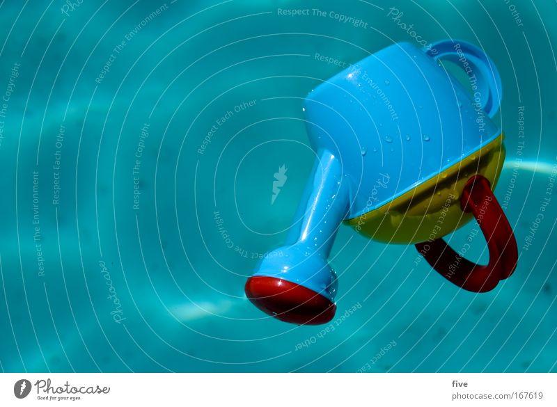 Volle Kanne! Wasser Sommer Spielzeug Schönes Wetter Gießkanne Kannen