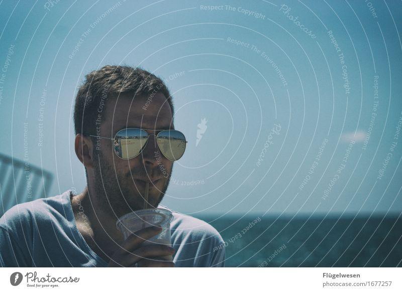 Surfin Usa Mensch Ferien & Urlaub & Reisen Jugendliche Meer Junger Mann Ferne 18-30 Jahre Erwachsene Freiheit Schwimmen & Baden Tourismus Freizeit & Hobby