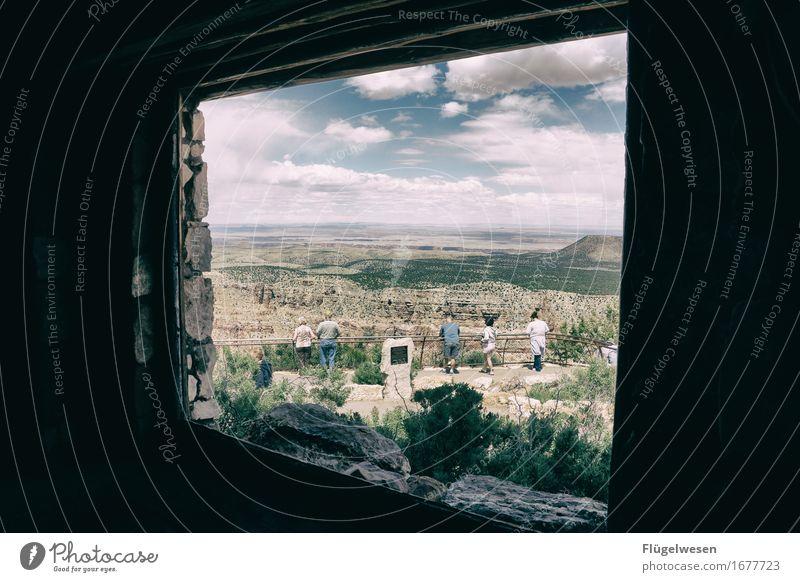 Nationalpark View Ferien & Urlaub & Reisen Ferne Fenster Berge u. Gebirge Autofenster Abteilfenster Flugzeugfenster Freiheit Tourismus Ausflug Aussicht