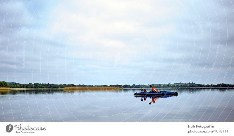 Faltboot Freizeit & Hobby Ferien & Urlaub & Reisen Abenteuer Ferne Freiheit Sightseeing Expedition Sommer Sport Fitness Sport-Training Wassersport Natur