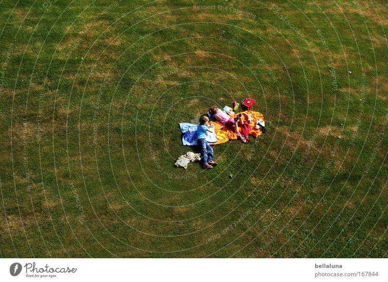 Picknick Mensch Kind Natur Pflanze Sonne Mädchen Freude Tier Umwelt Wiese Landschaft Spielen Gras Glück Frühling Freundschaft