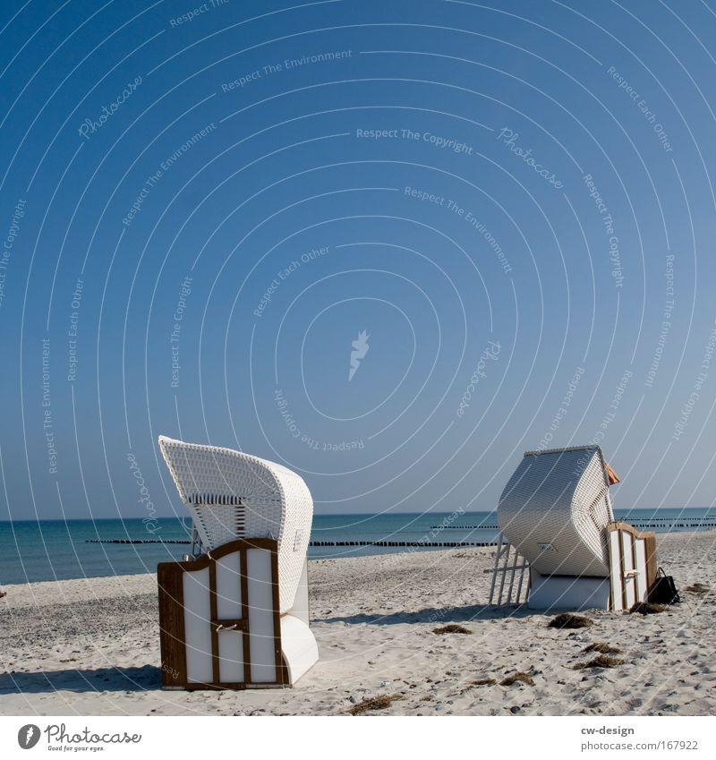 Körbchengröße? Natur Wasser weiß Meer blau Sommer Strand Ferien & Urlaub & Reisen ruhig Erholung Freiheit Sand Landschaft Luft Küste Ausflug