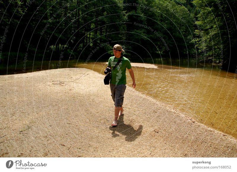 RASH Mensch Jugendliche Wasser Pflanze Sonne Ferien & Urlaub & Reisen Sommer Strand Tier Ferne Freiheit Berge u. Gebirge Sand Erde Ausflug wandern