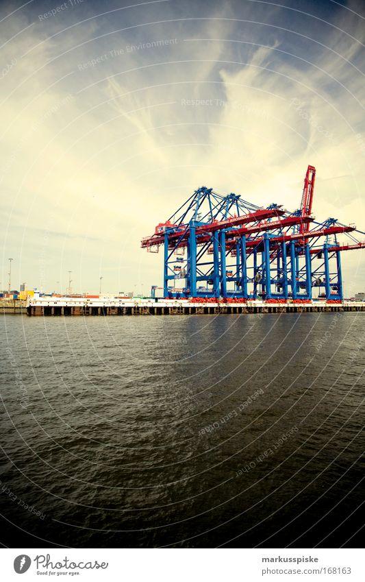 container logistik Wasser Arbeit & Erwerbstätigkeit Küste Business groß Ladung Industrie Güterverkehr & Logistik Hafen Wasserfahrzeug Nordsee
