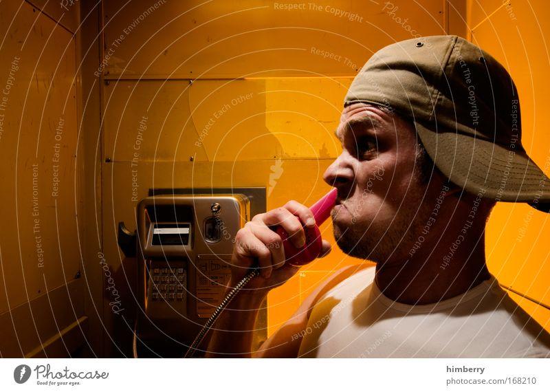stadtaffe Mensch Jugendliche Freude Leben Gefühle Stil Stimmung Telefon Energiewirtschaft Lifestyle Zukunft Technik & Technologie Kommunizieren Telekommunikation Wut Handel