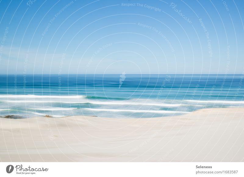 I've still got sand in my shoes Himmel Natur Ferien & Urlaub & Reisen Sommer Sonne Meer Erholung ruhig Ferne Strand Umwelt Küste Freiheit Horizont Ausflug