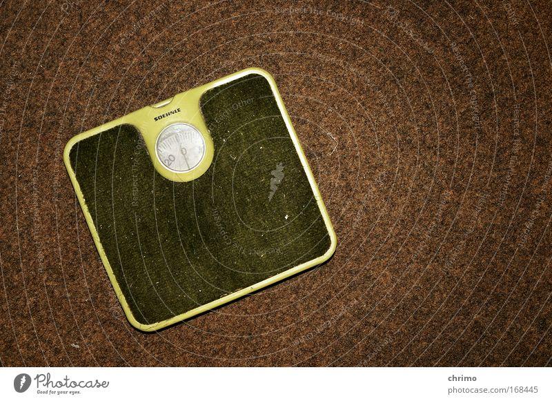 4 Kilo in 7 Tagen alt grün schön gelb Innenarchitektur braun dreckig Design Häusliches Leben Bad einfach Kunststoff Übergewicht historisch Möbel leicht