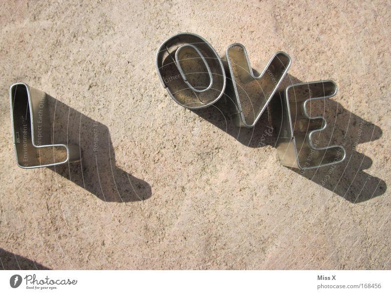 L OVEr Liebe Metall Schriftzeichen Kochen & Garen & Backen Metallwaren Unendlichkeit Zeichen Backwaren Blech Plätzchen Frühlingsgefühle Sandspielzeug