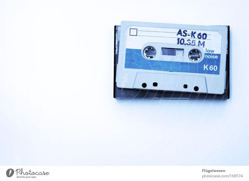 AS-K60 10,35 M alt Musik genießen hören Veranstaltung DDR Nostalgie Musiknoten Musikkassette Ostalgie Musik hören