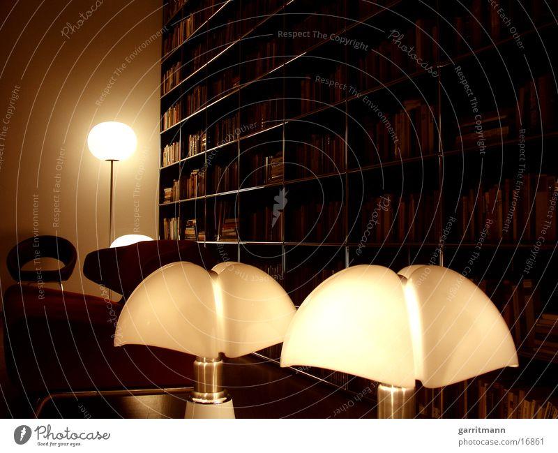 Licht Lampe Buch Architektur
