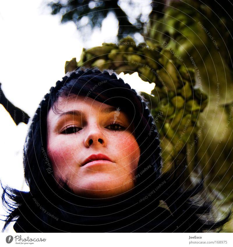 engelsgleich Frau Mensch Jugendliche schön feminin Stil Tod Haare & Frisuren Traurigkeit Zufriedenheit Stimmung Mode Erwachsene elegant frisch Trauer