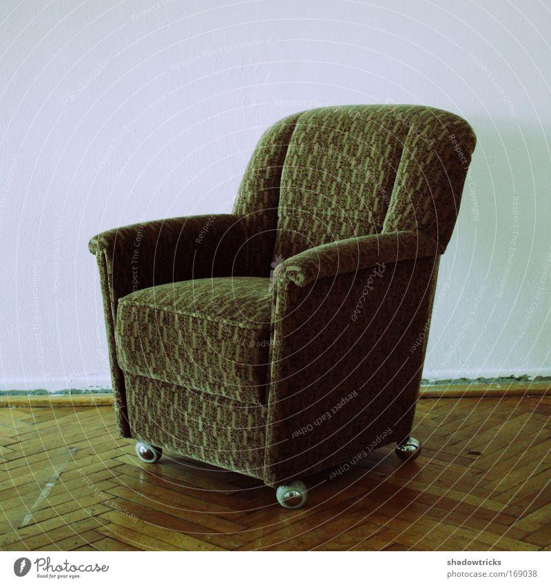 Setz Dich! ruhig Gelassenheit trashig Sessel Vorsicht geduldig