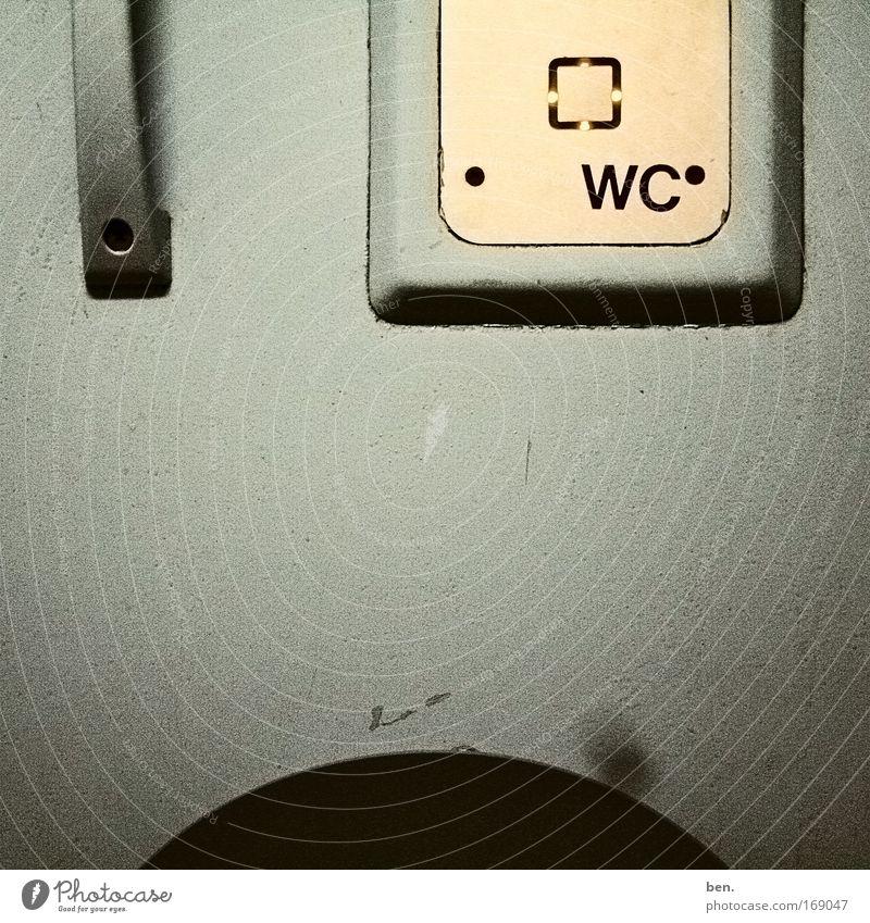 mein haus ist dein haus wc toilette klosett abort Eisenbahn Zugabteil wagenladung Verkehr