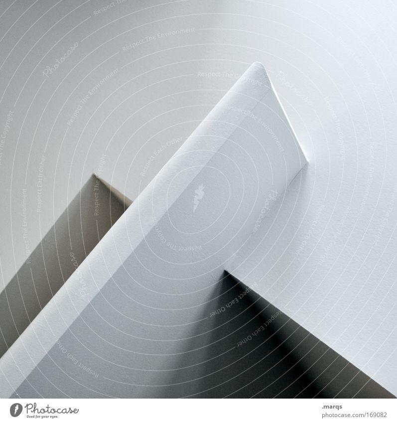 x Schwarzweißfoto Innenaufnahme Experiment abstrakt Schatten Kontrast elegant Stil Design Bauwerk Architektur Mauer Wand Beton Linie ästhetisch außergewöhnlich