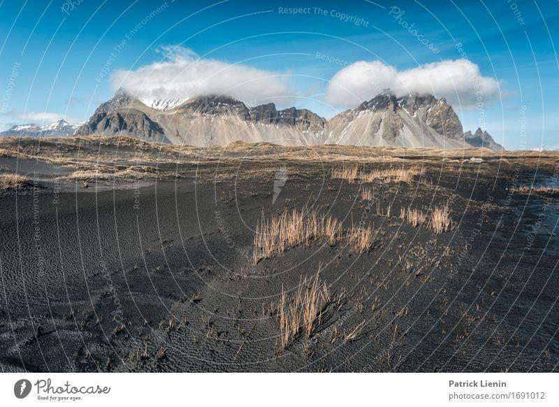 Clouds meet Mountains schön Leben Ferien & Urlaub & Reisen Abenteuer Strand Meer Insel Schnee Berge u. Gebirge Umwelt Natur Landschaft Urelemente Erde Sand