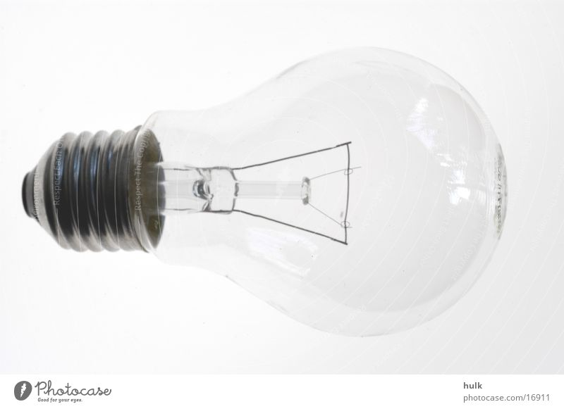 Glühbirne Technik & Technologie Elektrisches Gerät