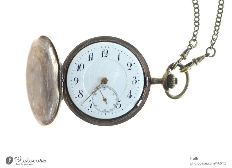 Taschenuhr Uhr Zifferblatt Zeit
