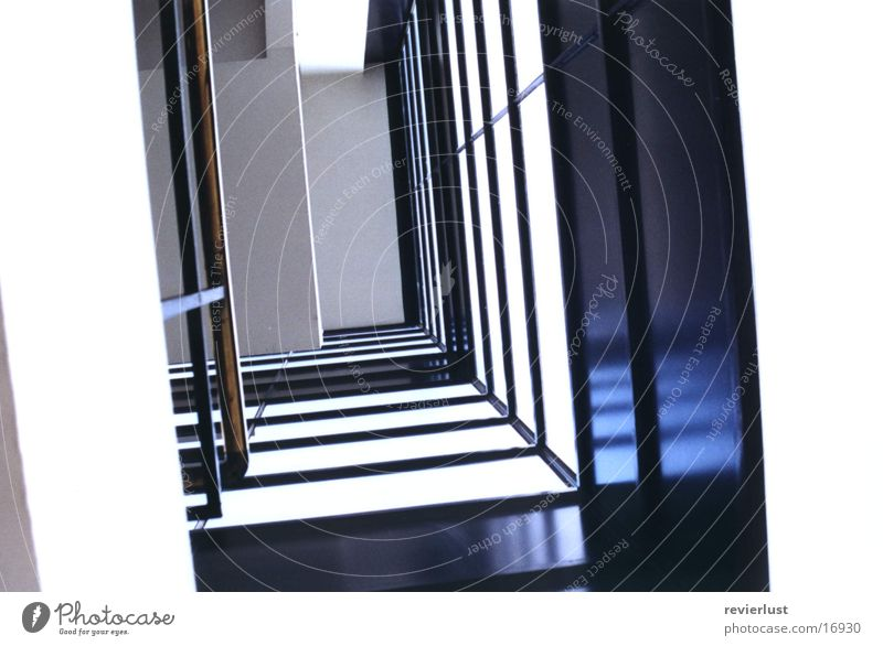 bau.haus.bau Architektur Bauhaus Treppe modern