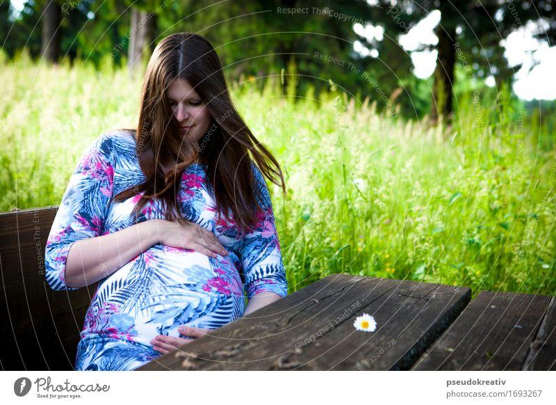 Jenni in the wind elegant Stil Glück schön Körper Haut Gesundheit Freiheit Sommer wandern Muttertag Kindererziehung feminin Erwachsene Haare & Frisuren Bauch