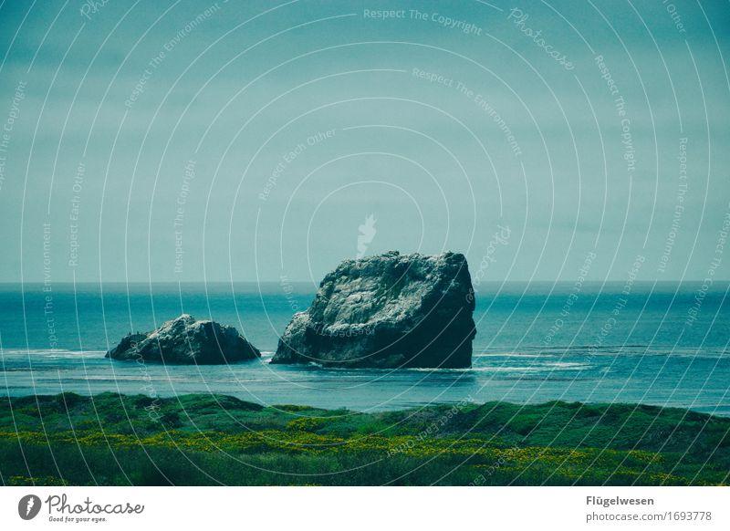 Ins Wasser fällt ein Stein (oder zwei) Ferien & Urlaub & Reisen Tourismus Ausflug Abenteuer Ferne Freiheit Umwelt Natur Landschaft Klima Klimawandel Wetter