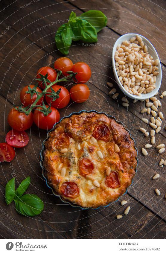 Quiche Essen Leben Lifestyle Gesundheit Lebensmittel Ernährung trinken lecker Gemüse Übergewicht Bioprodukte Geschirr Schalen & Schüsseln Backwaren Abendessen