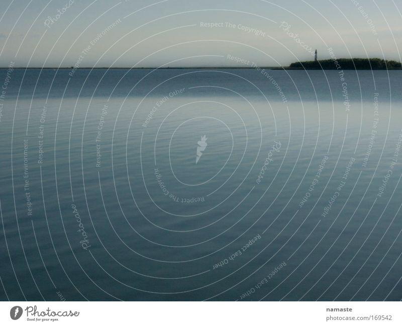 stille Natur blau Wasser Sommer Meer Freude Erholung Umwelt Landschaft Gefühle Glück Küste Denken träumen Zufriedenheit Wellen