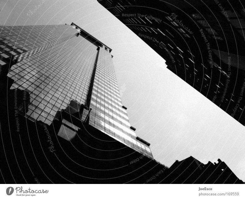 street life II Außenaufnahme Kontrast Silhouette Reflexion & Spiegelung Büroarbeit Wirtschaft Industrie Handel Baustelle Energiewirtschaft Business Unternehmen