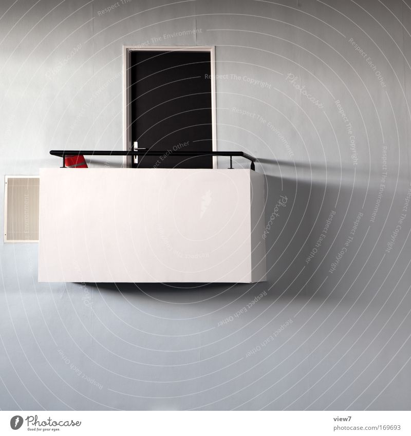treppe ohne stufen wand ein lizenzfreies stock foto von photocase. Black Bedroom Furniture Sets. Home Design Ideas