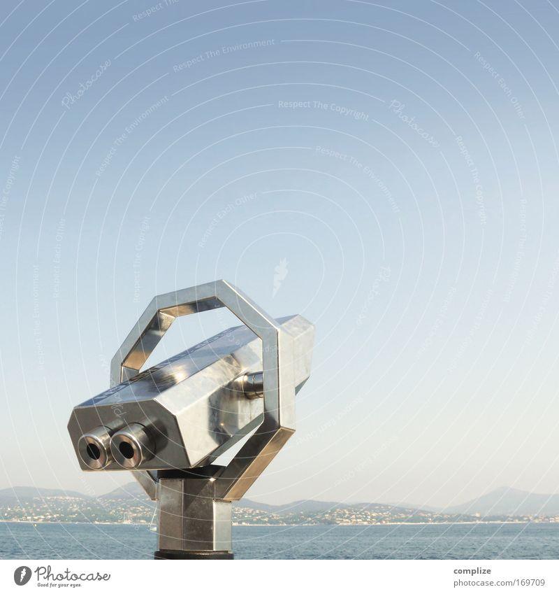 Aussichtsreiche Position Sonne Sommer Ferien & Urlaub & Reisen Meer Ferne Erholung Freiheit Küste träumen Insel Tourismus Erfolg groß Zukunft Management Schönes Wetter