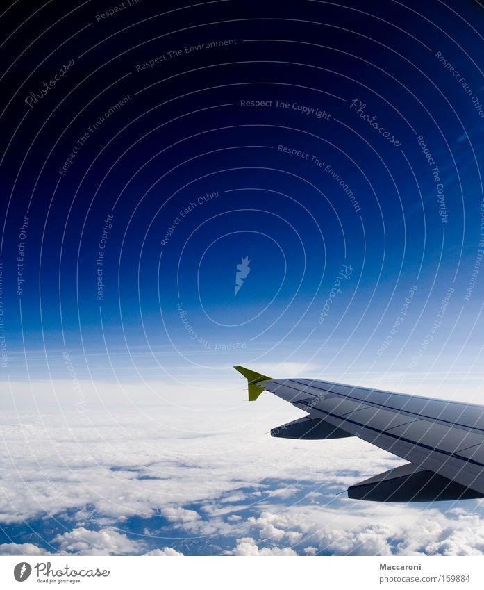 7 Monate Australien - Heut gehts los Himmel Ferien & Urlaub & Reisen Erholung Wolken Ferne Reisefotografie Freiheit fliegen Tourismus Luftverkehr Ausflug Flugzeug Flügel Abenteuer Weltall Tragfläche