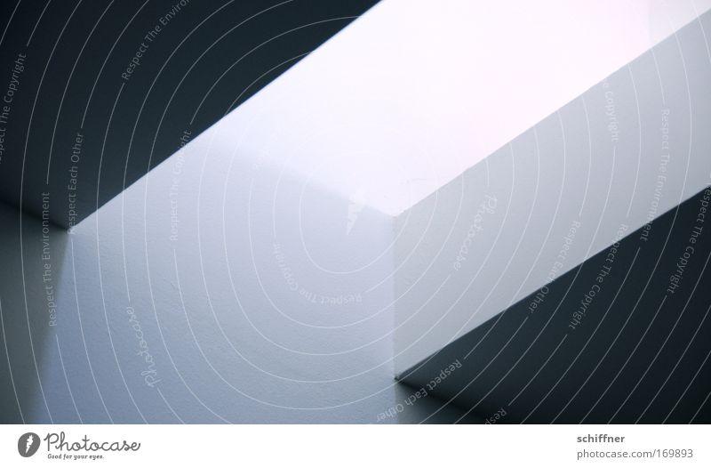Plagiat Gebäude Linie Kunst Architektur Bauwerk diagonal Surrealismus Museum Decke Ausstellung Symmetrie massiv Lichteinfall reduziert Lichtschacht