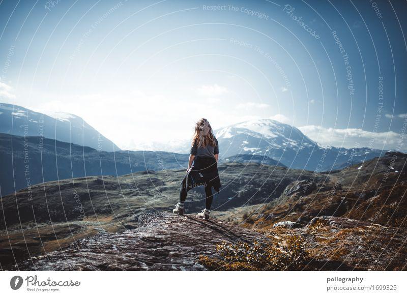 alone Lifestyle Leben harmonisch Zufriedenheit Erholung ruhig Freizeit & Hobby Ferien & Urlaub & Reisen Tourismus Ausflug Abenteuer Ferne Freiheit Sightseeing