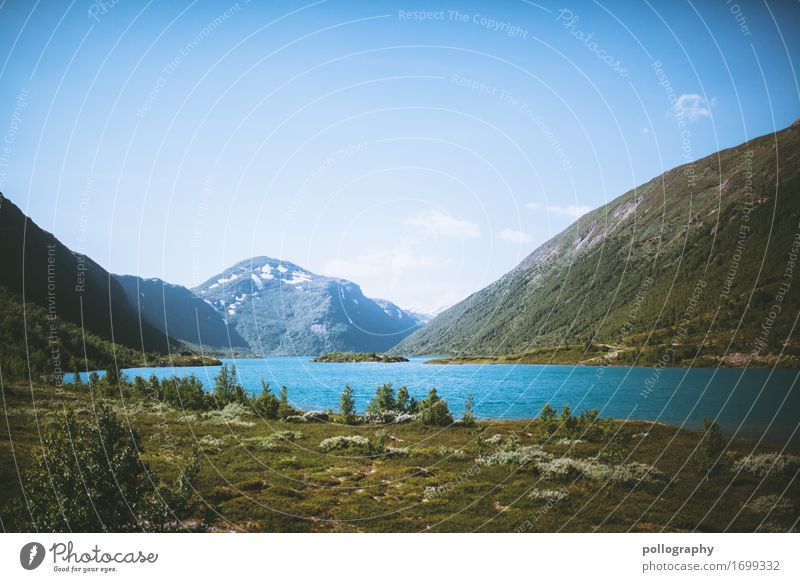 landscape Himmel Ferien & Urlaub & Reisen Natur blau schön grün Wasser Landschaft Erholung ruhig Winter Ferne Berge u. Gebirge Lifestyle Herbst Umwelt