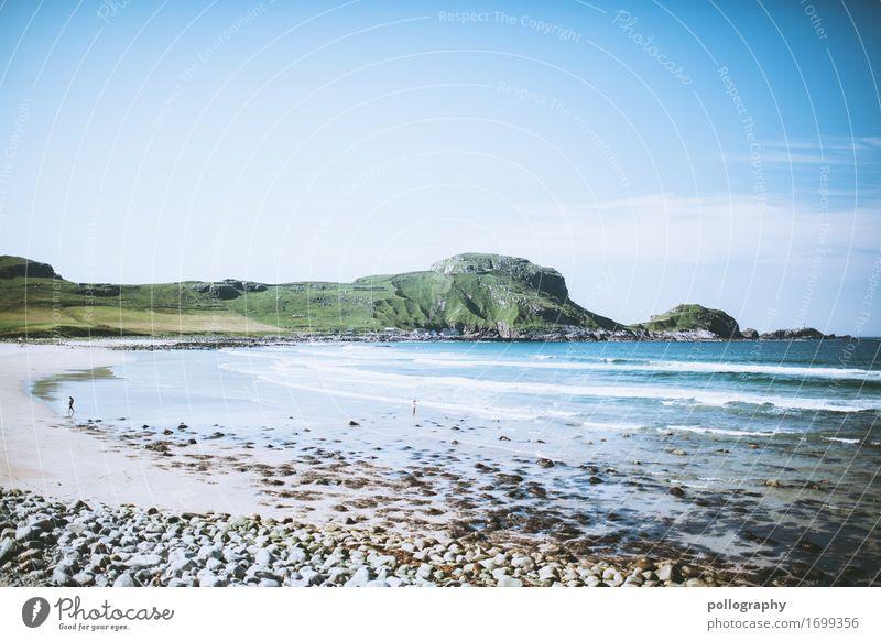 Norwegen Buch Bibliothek Umwelt Natur Landschaft Urelemente Erde Sand Luft Wasser Himmel Wolkenloser Himmel Klima Klimawandel Wetter Schönes Wetter Küste frei