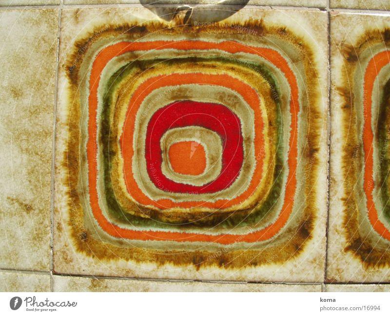 70's experience Siebziger Jahre Design Tisch Fototechnik Colours