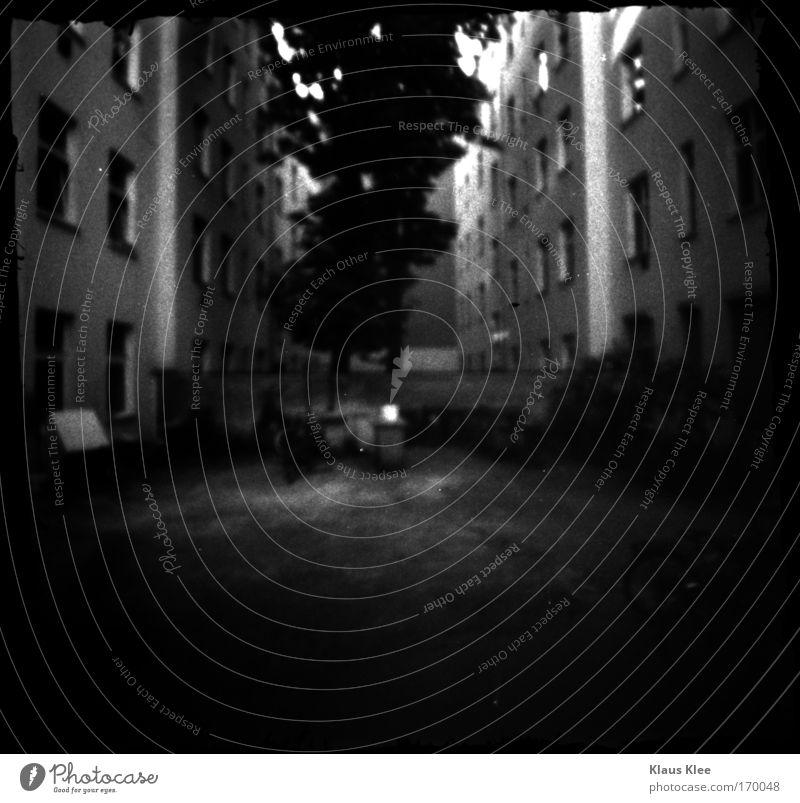 THE NOISE GOES AROUND :::::. weiß Stadt ruhig schwarz Haus Tod träumen gefährlich weich Sauberkeit Punkt gruselig Wut skurril Verfall Langeweile
