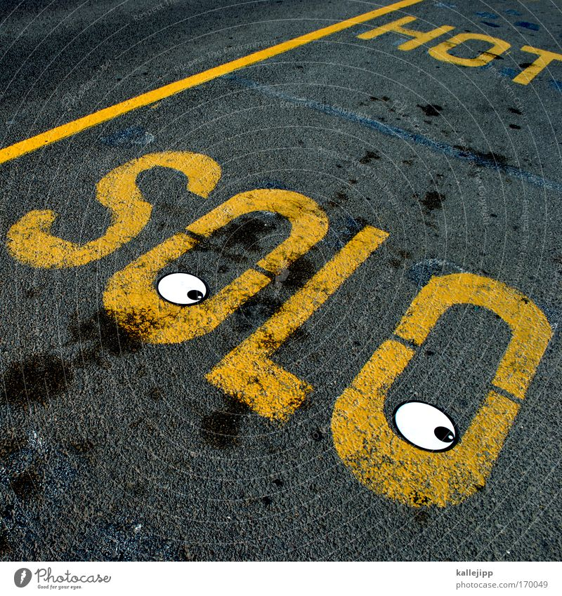 notgeil schön Auge gelb Straße lustig Glück grau Verkehr paarweise Warmherzigkeit Romantik Verliebtheit Verkehrswege Interesse Lust Sympathie